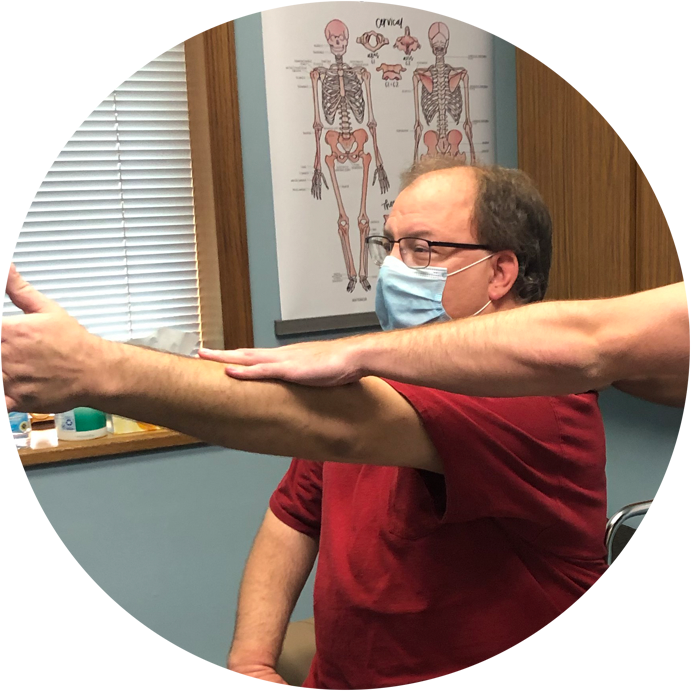 Milwaukee Physical Therapist Kevin Morton