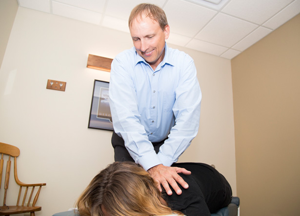 Chiropractors in Grafton Patrick Edwards