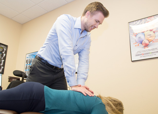 Chiropractors in Greenfield {Doctor Name}