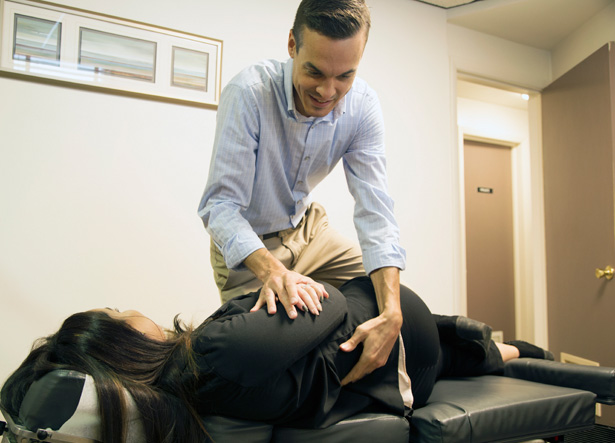 Chiropractors in West Allis (East) Michael Ganas