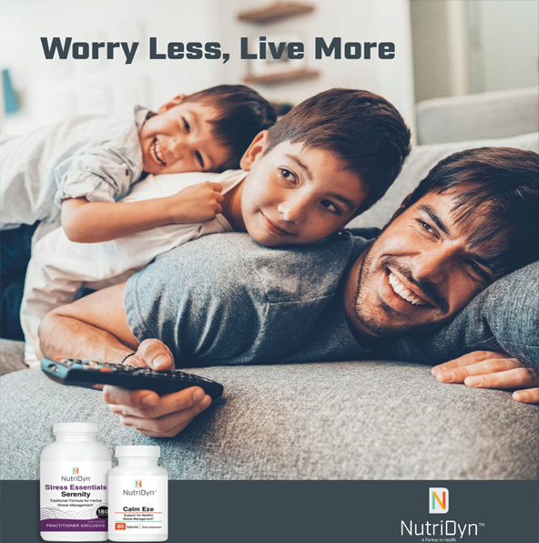Nutridyn Nutritional Supplements For Stress Management