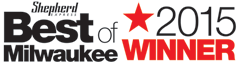 Best of Milwaukee 2015 Winner for Chiropractor