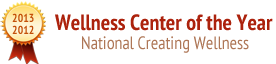 Wellness Center of the Year by National Creating Wellness